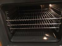 AEG Competence electric oven and gas hob