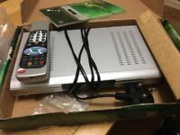 Satellite receiver.