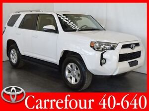 2014 Toyota 4Runner SR5 Cuir+GPS+Toit Ouvrant 7 Passagers