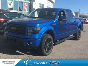 2014 Ford F-150 FX4 - CREWCAB - 5 1/2 FT. BOX - 5.0 L. V-8