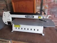 Axminster, Excalibur EX-30 Trade series scroll saw