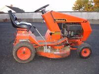 Ride on Westwood Lawn mower for sale,