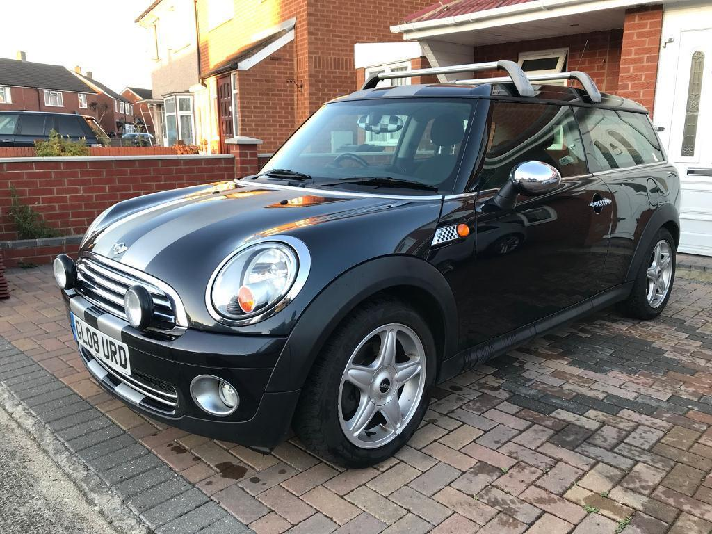 2008 High Spec Auto Mini Clubman Hpi Clear Quick Sale