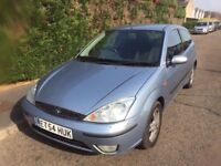 2005 FORD FOCUS ZETEC TDCI YEARS MOT DIESEL DRIVES SUPERB 50MPG