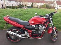 2002 Suzuki Bandit 600cc
