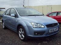 2006 56 FORD FOCUS 1.8 TDCI SPORT 5DR - *FSH* - DIESEL - GREAT LOOKING CAR - CHEAP - PX