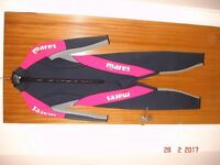 Female 3 m/m size 12 wetsuit.