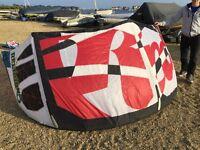 RRD Religion 5 metre Kitesurfing kite