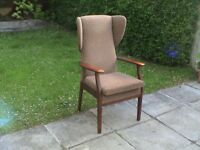 PARKER KNOLL HIGH BACK CHAIR FOR SALE