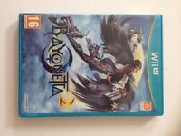 Bayoneta Nintendo Wii U game