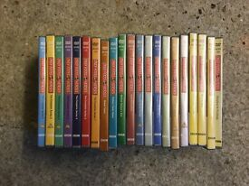 Complete Only Fools & Horses DVD collection - 21 discs