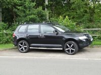 VW Toureg 2.5 TDI