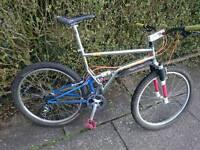 Orange x1 mountain bike