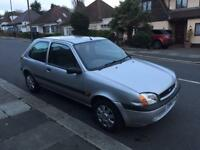 Ford Fiesta , long MOT - Very low mileage -Excellent condition
