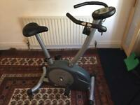 Carl Lewis Magnetic Exercise Bike
