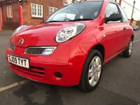 2009 NISSAN MICRA 1.5 DIESEL £30 a year to tax £790 for quick sale no offers