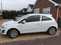VAUXHALL CORSA 1.2 IMMACULATE CONDITION