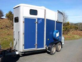 Ifor Williams 505R Horse Trailer no VAT