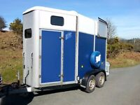 Ifor Williams 505R Horse Trailer no VAT
