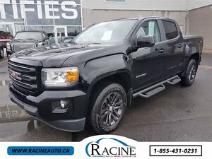 2017 GMC Canyon SLE NIGHTFALL CREWCAB