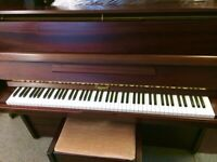 Chappell Upright Piano, by Kemble-Yamaha. Excellent Condition. Free Delivery