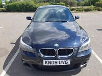 BMW 520 2009 M SPORT BUSINESS EDITION FULL SERVICE HISTORY 2 KEYS P/X OR SWAP SAT NAV 2 OWNERS