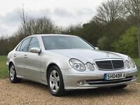 Mercedes E220 CDI Avantgarde Auto (2004 Diesel) fully loaded tv/navi/6Cd/ MUST SE!!!!