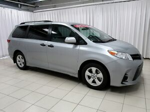 2018 Toyota Sienna NEW INVENTORY! MINIVAN 7PASS