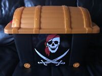 Pirate Storage Box