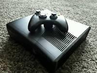 Xbox 360 slim 250 GB sell or swap