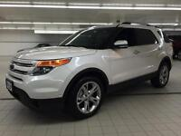 2015 Ford EXPLORER LIMITED CUIR NAV TOIT