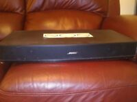 BOSE SOLO TV SOUND SYSTEM FOR SALE