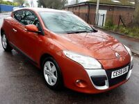 2009/59 RENAULT MEGANE COUPE 1.5 DCI TURBO DIESEL MOT JANUARY 2018 3 MONTHS WARRANTY