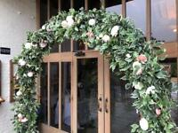 Beautiful Wedding Arch For Hire