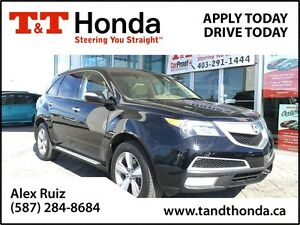 2012 Acura MDX Technology *C/S* *Local SUV Navi, No Accidents