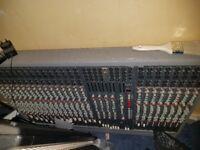 Allen & heath 24-8 track mixing desk