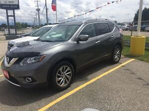 2014 Nissan Rogue SL AWD - 360 CAMERA, LEATHER, ROOF, NAVI