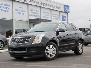 2011 Cadillac SRX Sunroof| Alloys| Heated leather