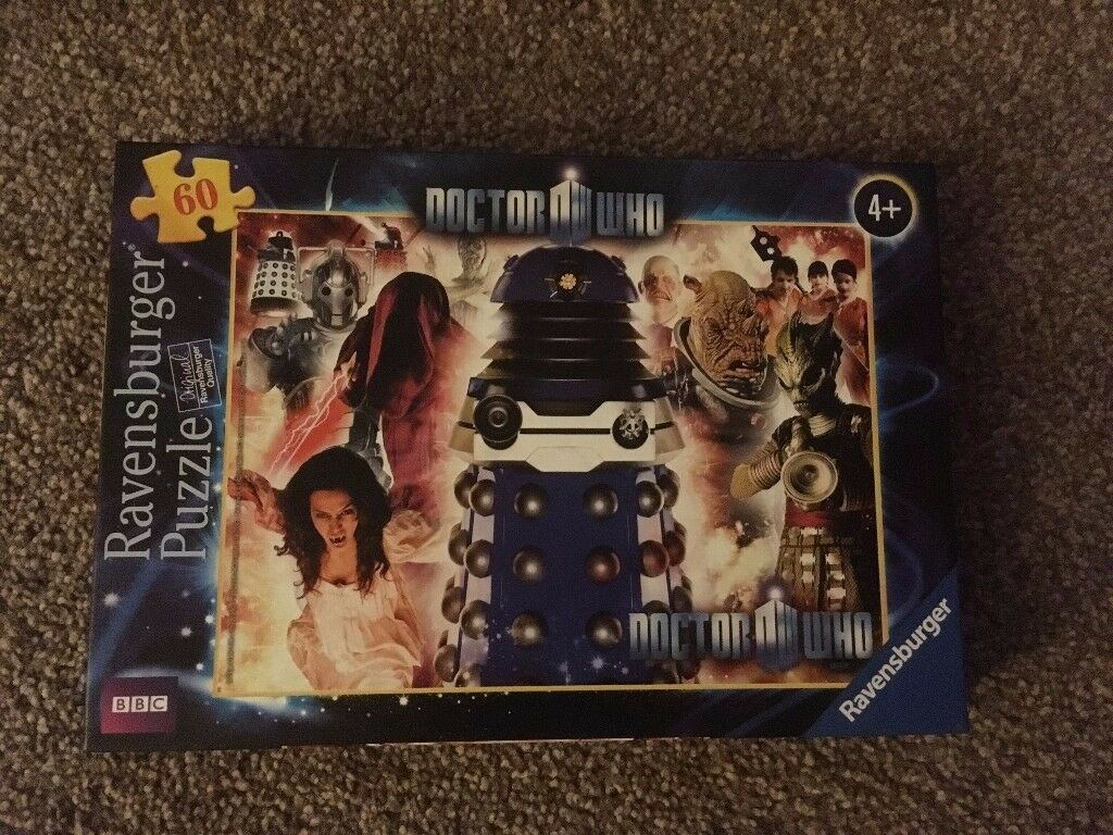 2x Doctor Who Ravensburger jigsaws £10 (£5 each)