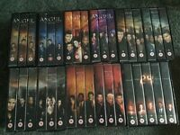 Angel Box Sets - VHS video tapes