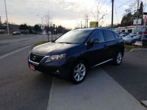 2010 Lexus RX 350 AWD-NAVIGATION-CAMERA-LEATHER
