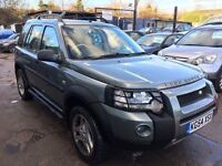 Land Rover Freelander 2.0 TD4 HSE Station Wagon 5dr£3,845 p/x welcome FREE WARRANTY. LONG MOT