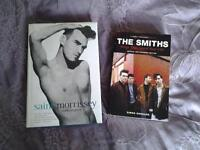 2 books on MORRISSEY and THE SMITHS.