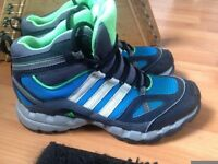 Adidas Hiking /Walking boots size 4 and half