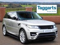 Land Rover Range Rover Sport AUTOBIOGRAPHY DYNAMIC (gold) 2014-11-24