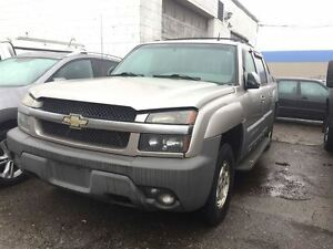 2004 Chevrolet Avalanche LEATHER | 4X4