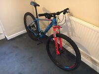 Cube Acid Mountain Bike Less Than A Month Old