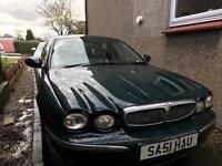 Jaguar X-Type 2.5 V6 AWD Spares or Repair