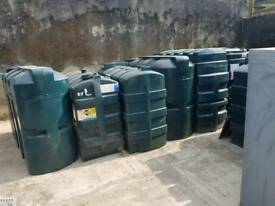 bunded oil tanks boilers