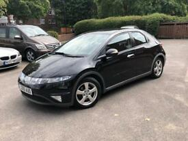 Honda Civic 2009 *Pan Roof* Years MOT! Diesel
